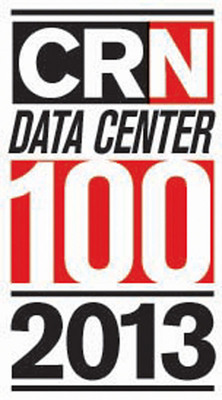 2013 Data Center 100.  (PRNewsFoto/UBM Channel)