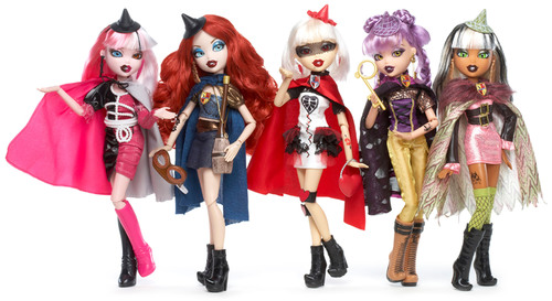 Behold The Magical Powers of ... Bratzillaz™