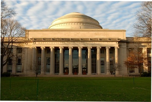 MIT: One of the American Honors partner campuses Hale students are able to access. (PRNewsFoto/Hale Education)