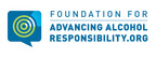 Foundation for Advancing Alcohol Responsibility Logo. (PRNewsFoto/Foundation for Advancing Alcohol Responsibility (Responsibility.org))