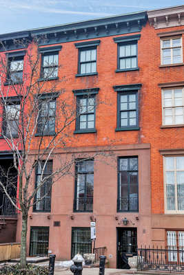 8 Perry Street - A rare opportunity to own a historic property in New York's West Village.