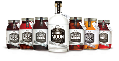 Midnight Moon Leads Explosive Growth of Moonshine Industry