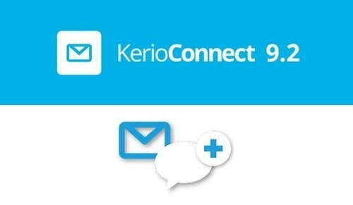 Kerio Connect 9.2 helps small and mid-sized businesses stay better connected (PRNewsFoto/Kerio Technologies)