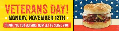 Dickey's Barbecue Supports Veterans.  (PRNewsFoto/Dickey's Barbecue)