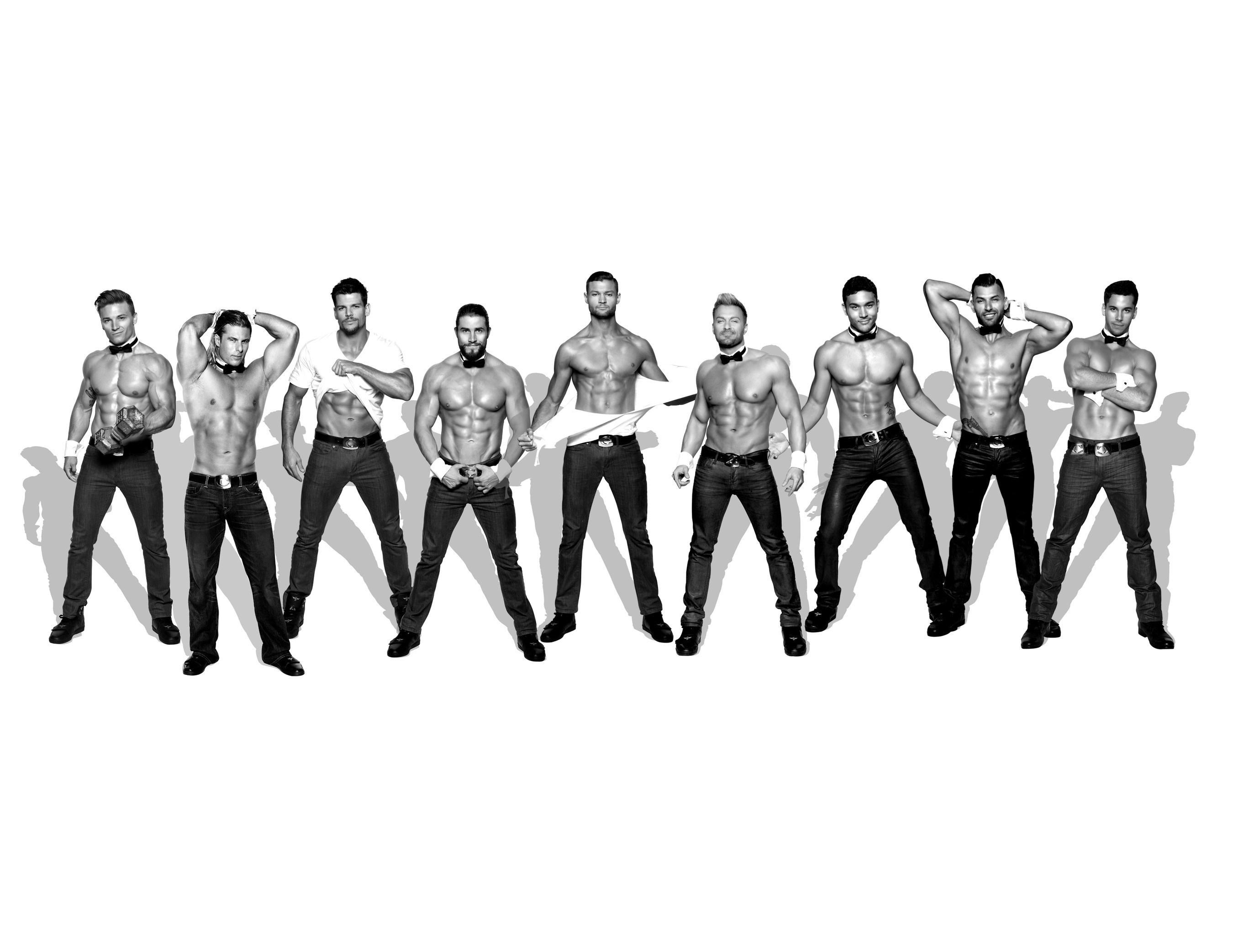 Direct From Las Vegas, Chippendales Announces the 2016 Break the Rules Tour - Turning Up the Heat on the 'Girls' Night Out'