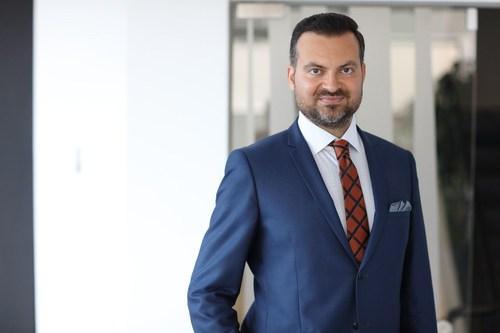 Turk Telekom Chief Consumer Marketing Officer Hakan Dursun (PRNewsFoto/Turk Telekom)