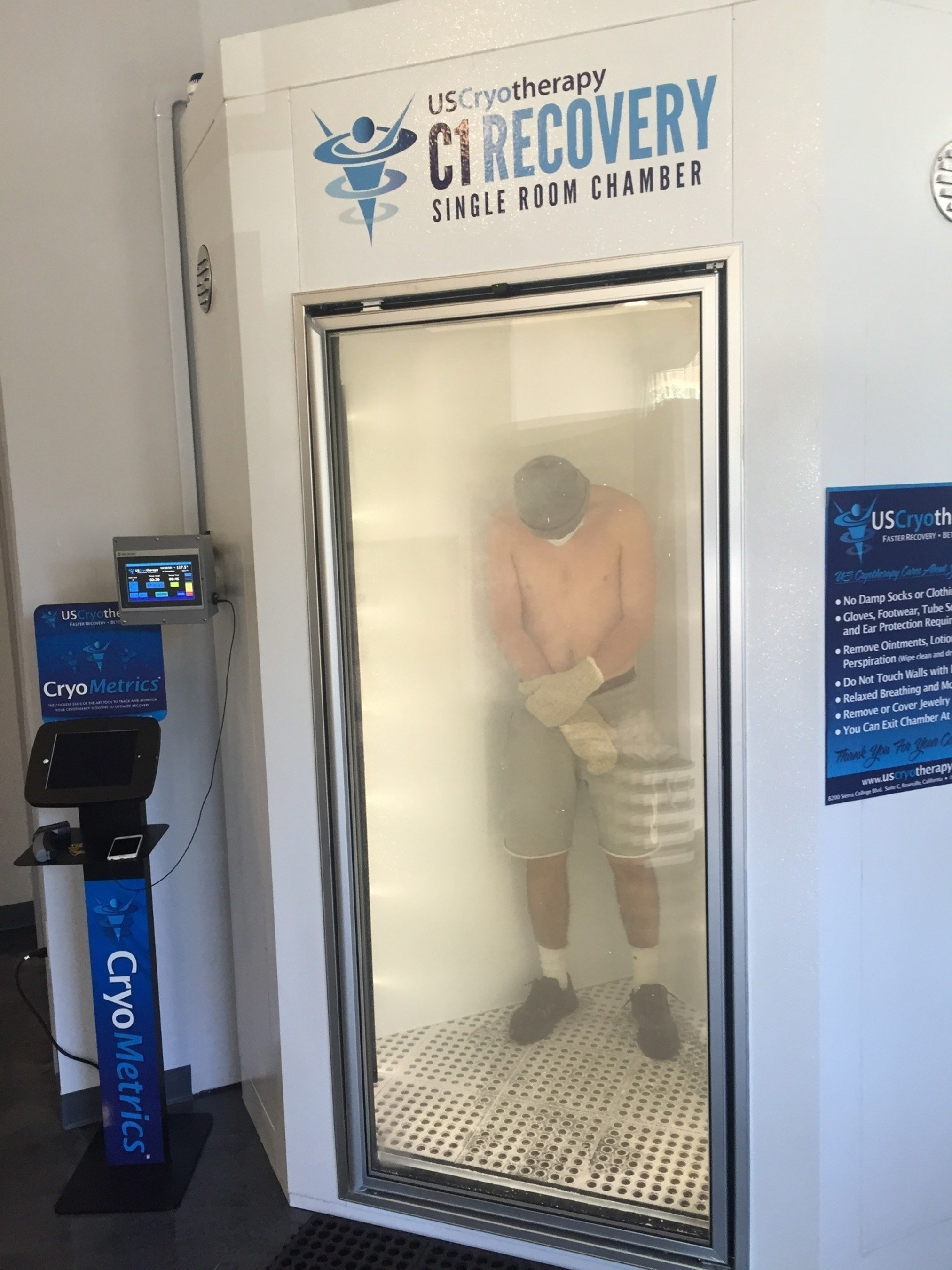 Us Cryotherapy Emerges The Leader In The Whole Body