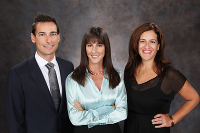 The Strategic Sales And Marketing Team: Chris Gray, Senior Vice President, Janis Randazzo, President and Bevin Curtis, Vice President of Sales And Marketing.  (PRNewsFoto/Strategic Sales and Marketing)