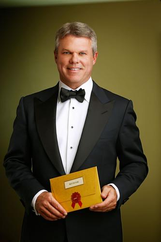 New Oscars(R) balloting leader, PwC's Brian Cullinan. (PRNewsFoto/PwC) (PRNewsFoto/PWC)