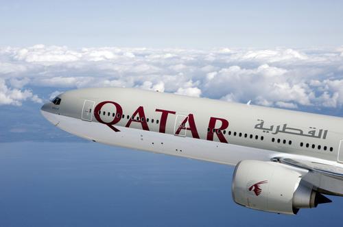 QATAR AIRWAYS INCREASES DAILY SERVICE TO CHICAGO AHEAD OF PEAK SUMMER TRAVEL SEASON.  (PRNewsFoto/Qatar Airways)