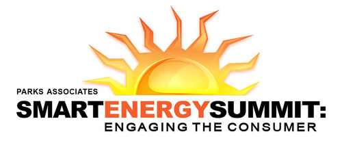 Smart Energy Summit logo.  (PRNewsFoto/Parks Associates)