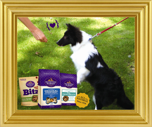 Give Your Dog Some Snack Love™! Old Mother Hubbard Expands Its Treat Line With 15 New Varieties to