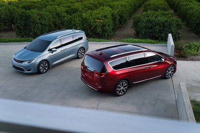 All-new 2017 Chrysler Pacifica and Pacifica Hybrid reinvent the minivan segment with an unprecedented level of functionality, versatility and technology.