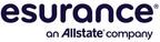 esurance an Allstate company Logo.  (PRNewsFoto/Esurance)