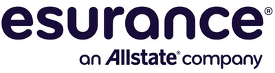 esurance an Allstate company Logo. (PRNewsFoto/Esurance) (PRNewsFoto/)