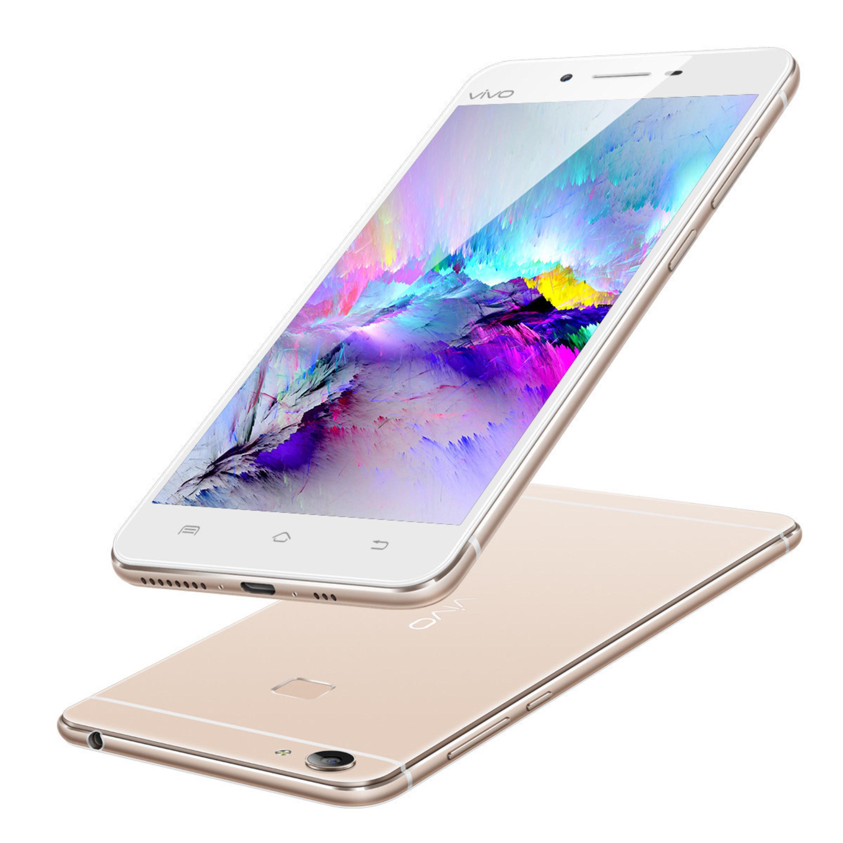 Vivo's new new flagship smartphone X6