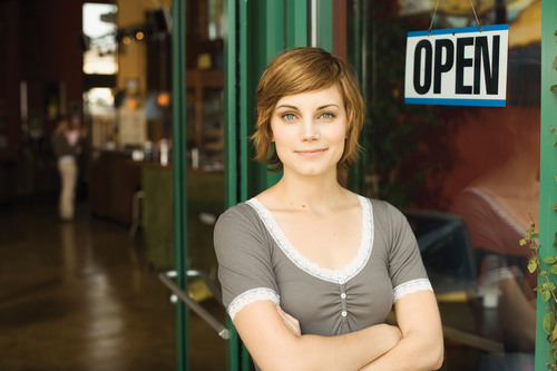 NFIB celebrates the success of women in small business.  (PRNewsFoto/NFIB)