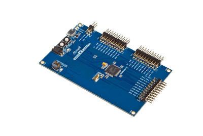 Atmel's SAM D20 Cortex M0+ ARM-based family Leverages Over Two Decades of Microcontroller Leadership.  (PRNewsFoto/Atmel Corporation)