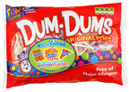 Spangler Candy Company has introduced three of the most requested Dum Dums flavors in a new Mystery Mania promotion: Bacon, Pizza and Buttered Popcorn!