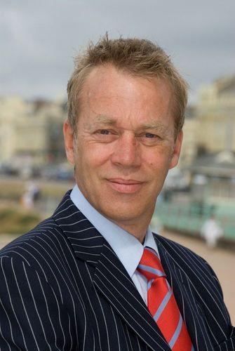 David Thomson, CEO, Close Brothers Invoice Finance (PRNewsFoto/Close Brothers Invoice Finance)