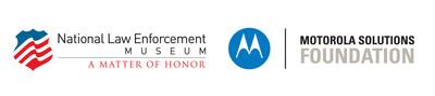 National Law Enforcement Museum & Motorola Solutions Foundation.  (PRNewsFoto/National Law Enforcement Museum)