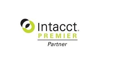 Intacct Premier Partner Logo (PRNewsFoto/Intacct)