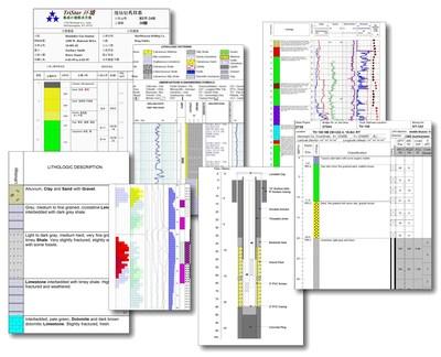 Example PDF output.