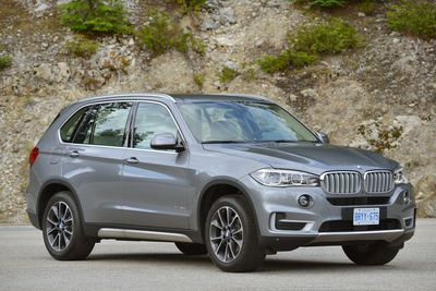 Popular all over the world: The new BMW X5. (PRNewsFoto/BMW Group)
