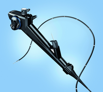 The BF-XP190 is the industry's slimmest true videoscope, the scope of choice for small anatomy bronchoscopy.