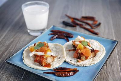 El Ardiente receta creada por chef Michael Ruffner de My Urban Eats en San Diego.