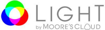Light By Moore's Cloud Logo.  (PRNewsFoto/Moore's Cloud)
