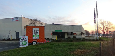 U-Haul repurposed a property that last accommodated a large printing operation to give Charlotte customers greater convenience to moving products and services. U-Haul Moving & Storage at Statesville Road opened on Oct. 26 at 3001 Boxmeer Drive