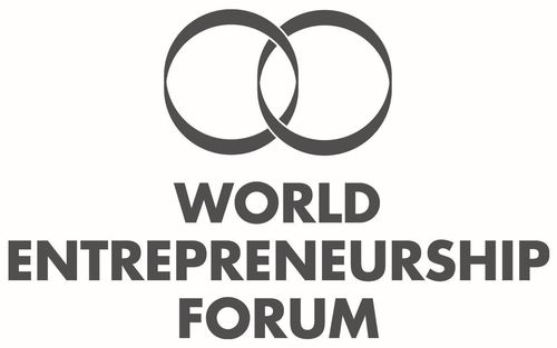 World Entrepreneurship Forum Logo (PRNewsFoto/EMLYON Business School)