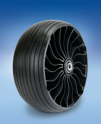 Michelin Tweel Technologies Previews New Caster At Gie