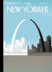 THE NEW YORKER'S FERGUSON COVER NAMED ASME'S COVER OF THE YEAR