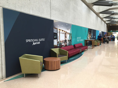SpringHill Suites' Comfort Zone Offers Little Extras to Summer Travelers at Dulles International Airport