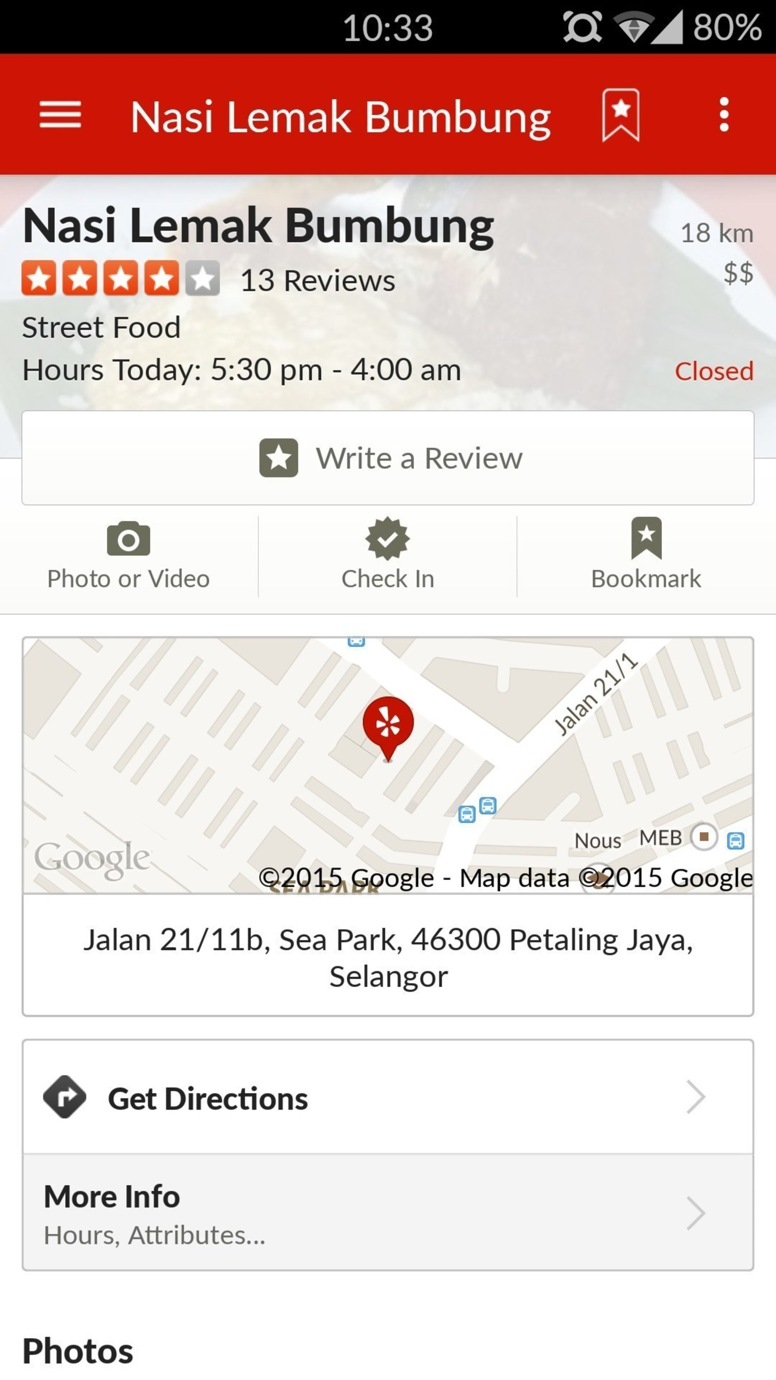 Southeast Asia's Melting Pot Just Got Hotter: Now You Can Yelp in Malaysia