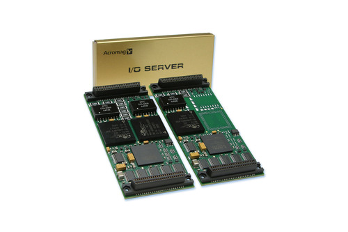 Acromag's new MIL-STD-1553 interface modules.  (PRNewsFoto/Acromag)