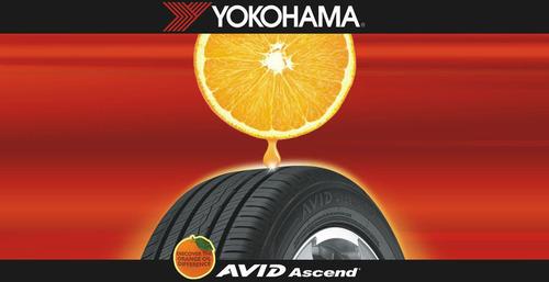 Orange Oil Makes Yokohama Tires More 'A-peeling.'  (PRNewsFoto/Yokohama Tire Corporation)