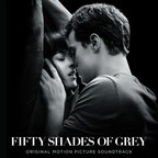 Fifty Shades of Grey Official Motion Picture Soundtrack Cover