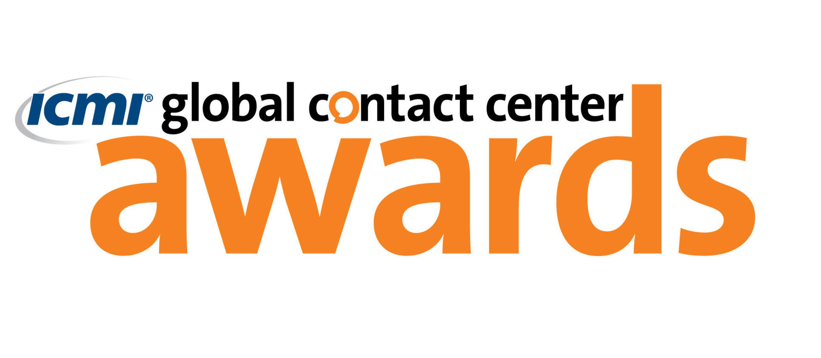 ICMI announces 2015 Global Contact Center Award winners
