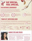 Special K(R) Eat Special, Feel Special Fact Sheet