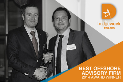 Best Offshore Advisory Firm.  (PRNewsFoto/DMS Offshore Investment Services)