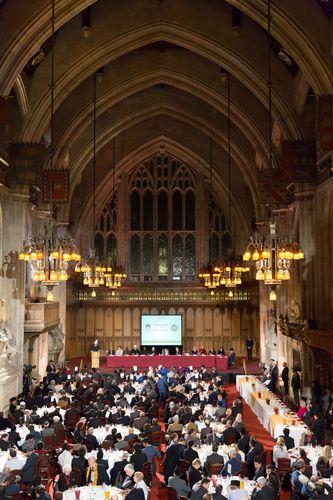 The Guildhall - Venue of Conference of World Religions (PRNewsFoto/AHMADIYYA MUSLIM ASSOCIATION)