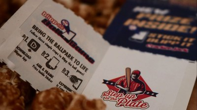 Cracker Jack introduces new Prize Inside where families can scan the sticker inside to enjoy their favorite baseball moments through a one-of-a-kind mobile experience.