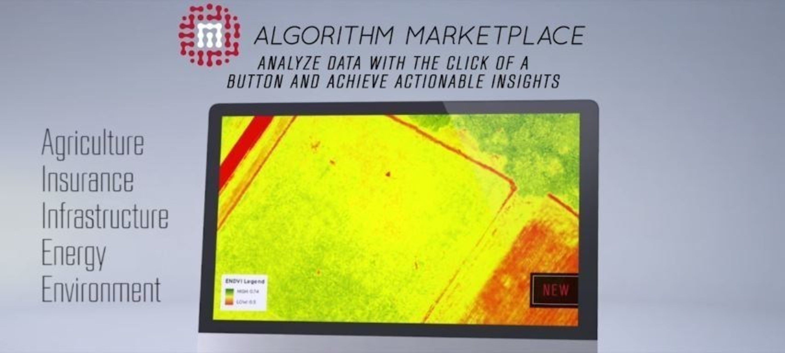 PrecisionHawk Launches the Algorithm Marketplace; the First Data Analysis App Store for the Drone Industry