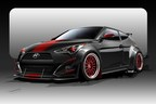 Blood Type Racing Inc., the renowned Chicago-based tuner known for his extreme take on Korean vehicles, has revealed its Veloster Turbo R-Spec built for 2015 SEMA.
