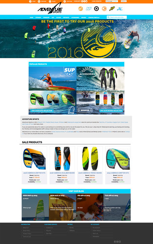 Adventure Sports USA New Website Launch