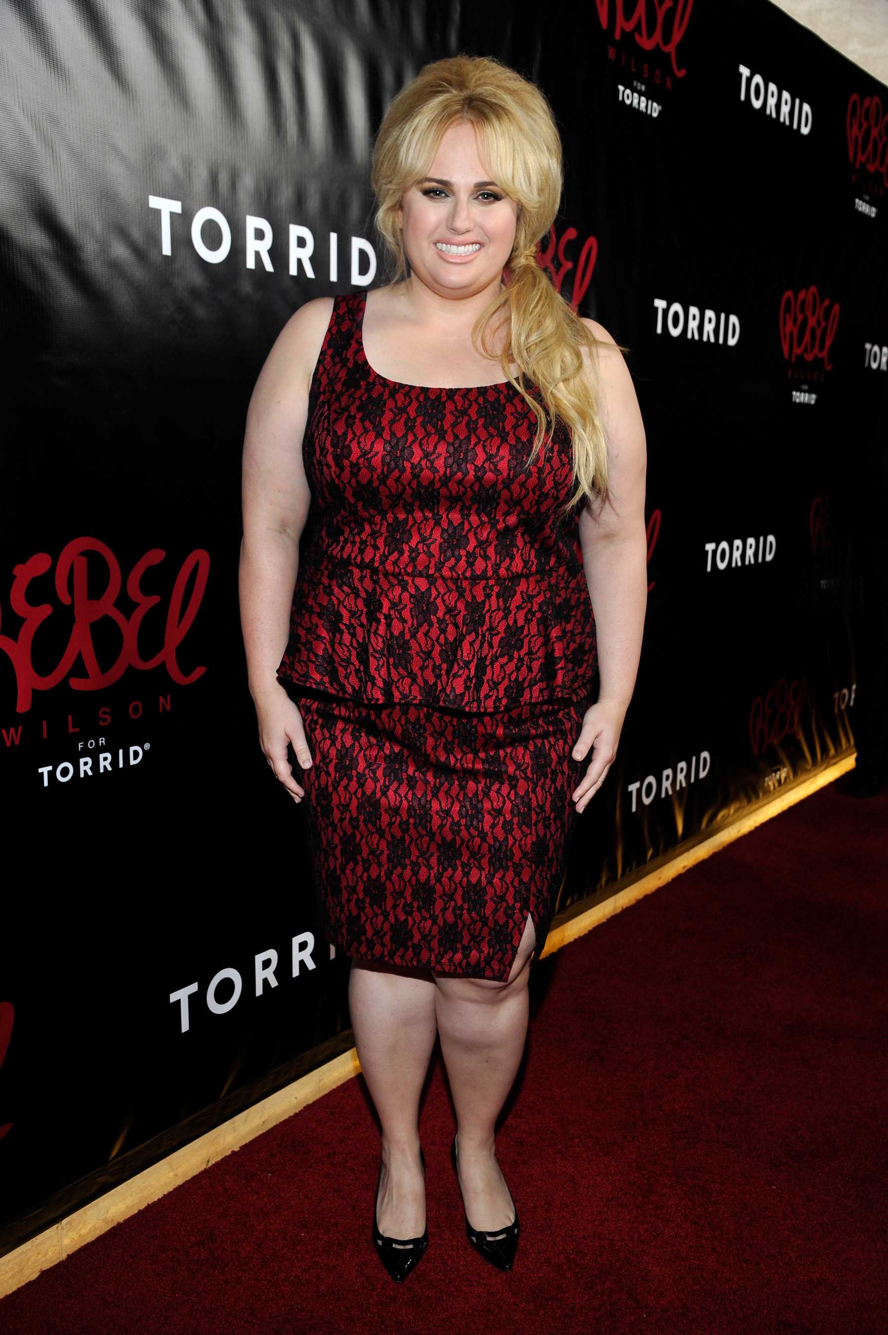 Rebel Wilson Launches REBEL FOR TORRID Fashion Collection at MILK in Hollywood