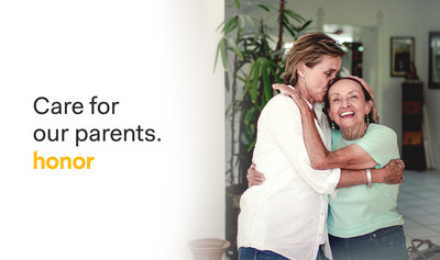 "Honor Home Care (www.joinhonor.com) helps family caregivers ""give back"" to those they love most."